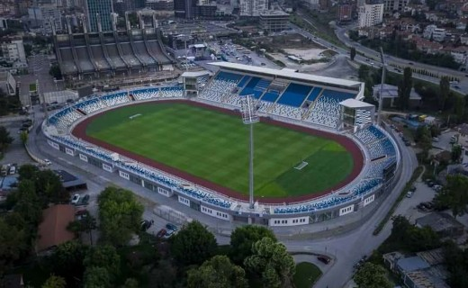 No pre-election rally at Fadil Vokrri Stadium to be held