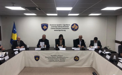 CEC replaces 11 MPs of Kosovo Assembly